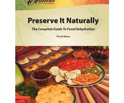 Preserve It Naturally By Robert Scharff & Ass
