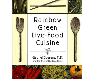 Rainbow Green Live Food