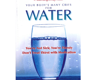 Your Bodys Many Cries for Water