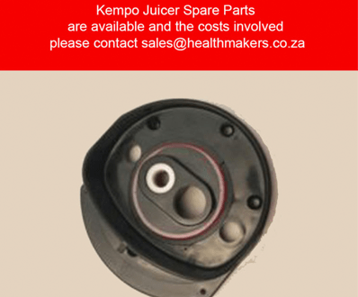 Kempo juicer spare parts