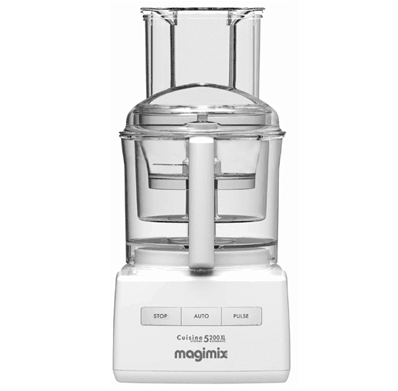 Magimix Food Processor 5200 XL white