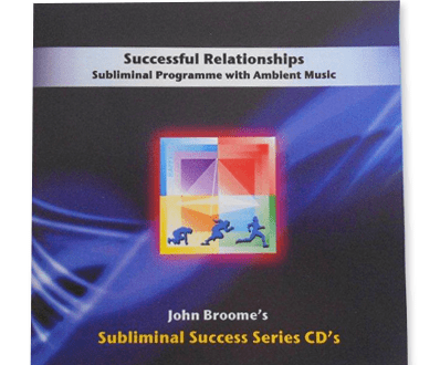 Successful Relationships subliminal success series