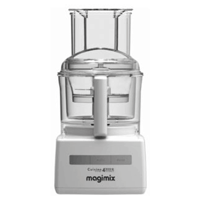 magimix 4200 white food processor