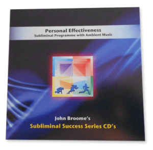 personal effectiveness subliminal success series cd