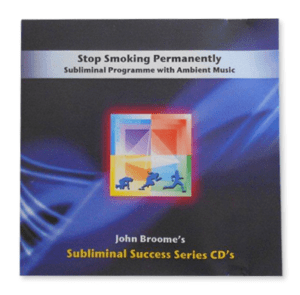 stop smoking permanently subliminal success series cd