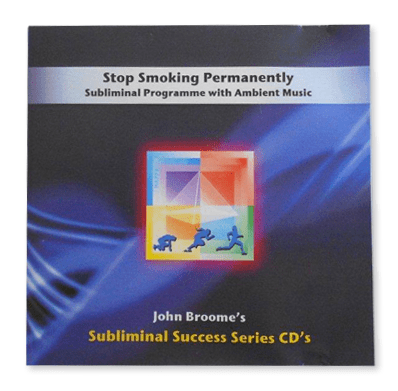 stop smoking permanently subliminal success series cd