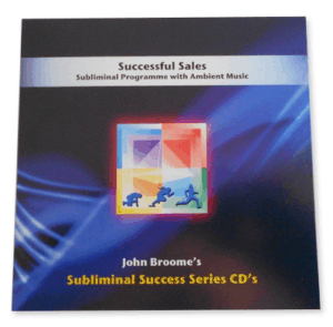 successful sales subliminal programme with ambient music