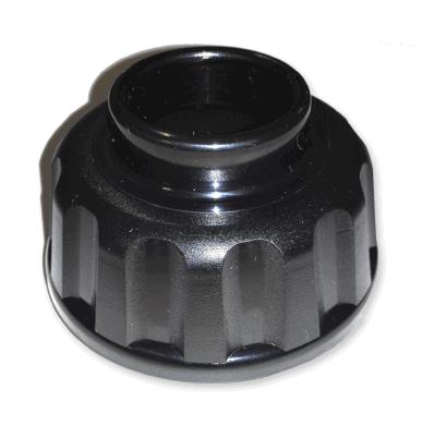 Oscar DA900 Drum Cap Black