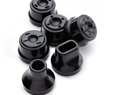 Oscar DA900 Pasta Making Nozzles Black