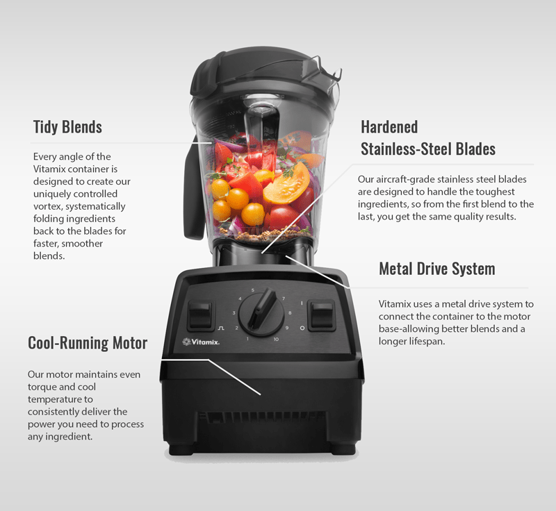 vitamix explorian e320 blender take a closer look.