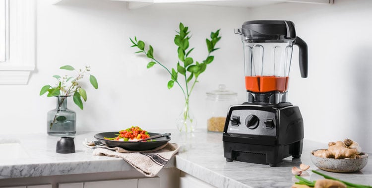 vitamix explorian e320 blender soup