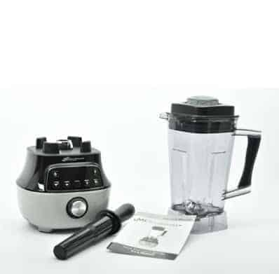 mihealthmaker power blender what is in box