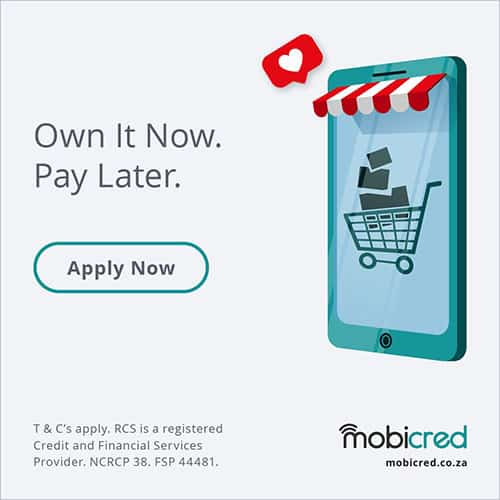 own it now pay later mobicred credit